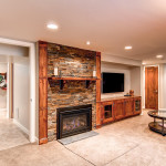 Basement Remodel By Summit Renovations in Denver