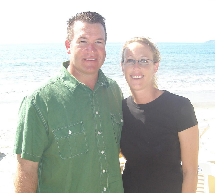 Rich and Amy B.