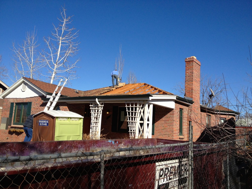 Pop Top S. York Denver by Summit Renovations